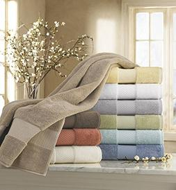 Kassatex Ottoman Elegance Collection Towels, Hand Towel - Ch