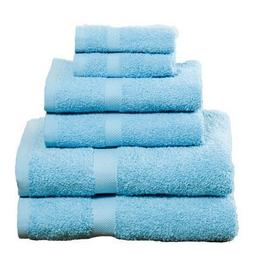 100% Soft Cotton – 6 Piece Towel Set