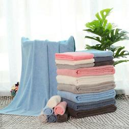 100% Combed Cotton Ultra Soft Absorbent Bath Towel Hotel Spa