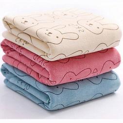 3PCS Baby <font><b>Towels</b></font> Soft Microfiber Cotton