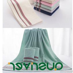 3Pcs Brand New 100% Pure Cotton Soft absorbent Drying Hand F