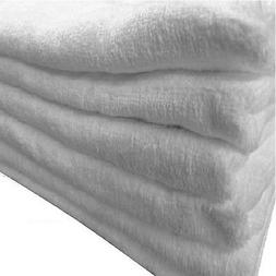 4 white bath sheets large towel size 30x60 turkish cotton so