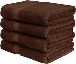 Utopia Towels Premium Bath Towel Set  100% Ring-Spun Cotton
