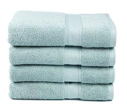 700 GSM Premium Bath Towels Set of 4 - 100% Cotton, Super So