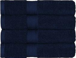 Utopia Towels Luxury Hotel and Spa Bath Towels -  - 4 Pack T