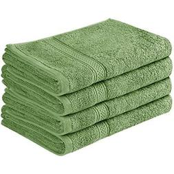 700 GSM Premium Hand Towels Set 4 Pack Cotton For Hotel & Sp
