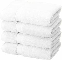 Superior 900 GSM Luxury Bathroom Hand Towels, Made Long-Stap