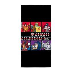 CafePress - Transformers Autobots Decepticons - Large Beach