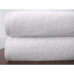 Classic Turkish Towels Bath Towel Set - Thick and Soft Terry
