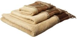 Popular Bath Contempo Spice 3-Piece Towel Set