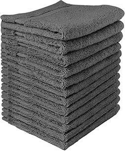 Utopia Towels Luxury Cotton Washcloth Towel Set  Multi-purpo