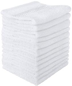 Utopia Towels Luxury Cotton Washcloth Towel Set  Multi-Purpo