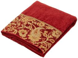 Avanti Linens Arabesque   Embellished 4-Piece Decorative Tow