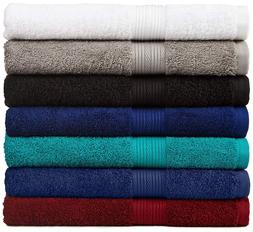 Bath Towel 6 Piece Set Bathroom Towels 100% Cotton Luxurious