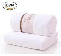 LingRui Bath Towel lightweight and not lint, fluffy Soft & A