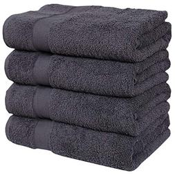 Extra Large 4 Pieces Bath Towel Set 27x54Inches Oversized Lu