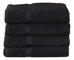 Gold Textiles Premium Bath Towel Set  100% Ring-Spun Cotton