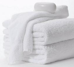 bath towels 6 pack 22x44 inches white