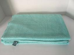 "Norwex Bath Towels - Sea Mist - Microfiber Bath Towels - 55"""