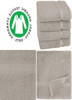 Pinzon by Amazon Collection Organic Cotton Bath Towel  Marbl