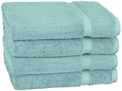 collection organic cotton bath towel 4 pack
