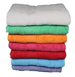Cotton Bath Towels  - Ringspun Cotton for Maximum Softness a