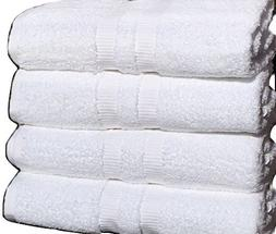 GOLD TEXTILES 6 Pack Premium Cotton Bath Sheets  Luxury Bath