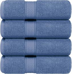 Cotton Bath Towels Set 27x54 Inches 700 GSM Also in Wholesal