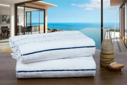 Cotton Extra Absorbent Beach Towels 30 x 68 Inches Bath Towe