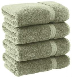 White Classic Cotton Luxury Bath Towels 27 x 54 Inches, Set