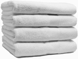 Maura Premium 100% Cotton 27x54 Ultra Absorbent Quick Dry 4