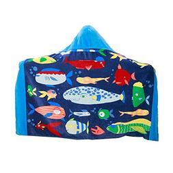 AteAte Cute Cartoon Baby Kid's Hooded Bath Towel Toddler Boy