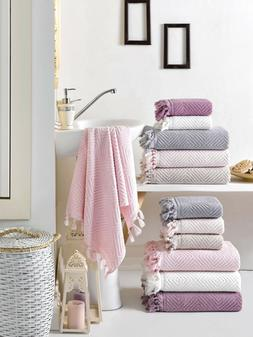 DIAMOND BAMBOO 650 GSM TURKISH TOWEL