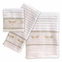 Dragonfly Collection Cotton Towels ~ Size Choice