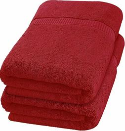 "Extra Large Bath Sheet Towel Soft Absorbent Cotton 35 x 70"""