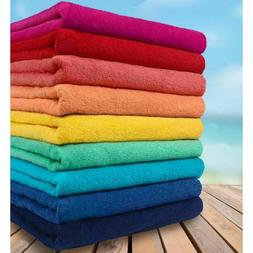 Extra Large Bath Sheet Towel Soft Absorbent Cotton 35 x 60""
