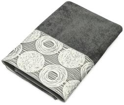 Avanti Linens Galaxy Bath Towel, Granite