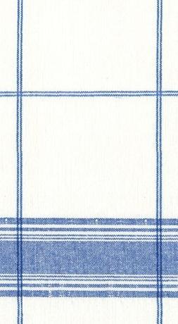 Caspari Hand Towels or Guest Towels 24 Count Belgian Blue Pl