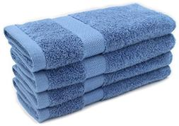 Bamboo Hand Towels Set, 700GSM Luxury Organic Antibacterial