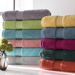 Kassatex Kassadesign Brights Collection Bath Towel, Blood Or