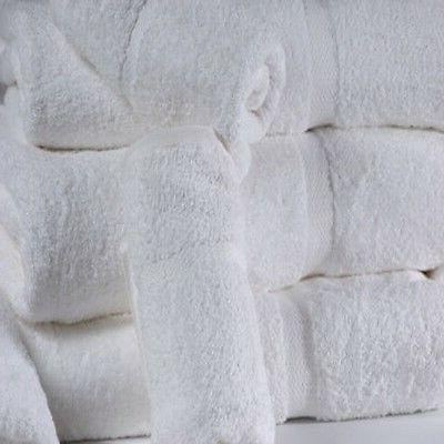 6 piece gift set luxury bath towels soft 100% cotton hotel r