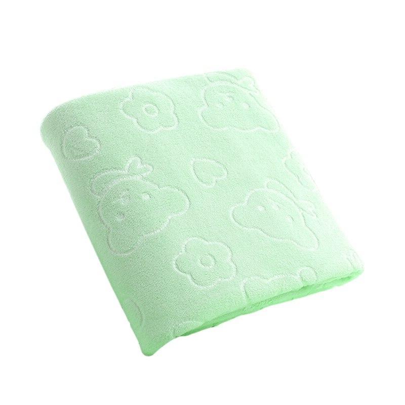 100% Cotton <font><b>Towel</b></font> Adults Thick High Absorbent Cotton Premium