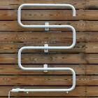 100W Electric Towel Warmer Drying Rack Shelf Freestanding Wa