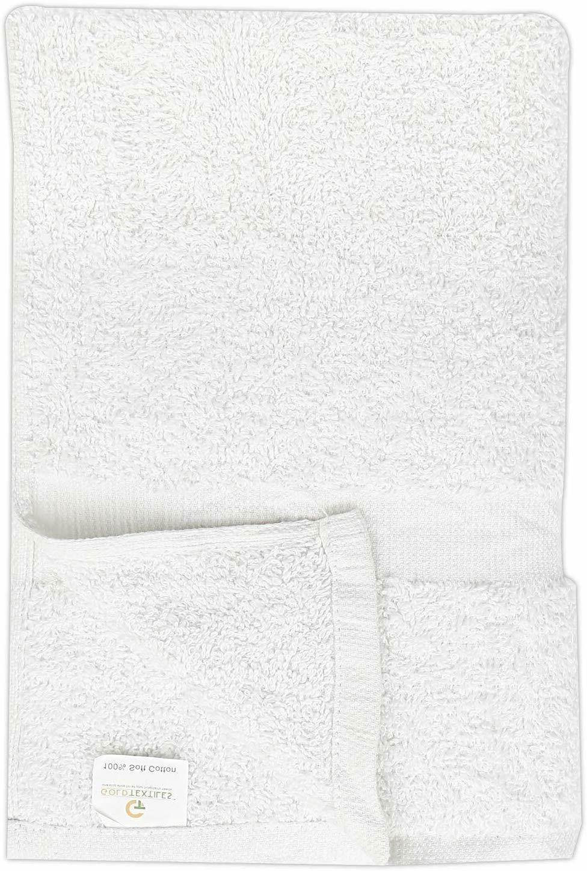 GOLD White 22X44 100% Economy Hotel Bath
