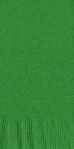 200 Kelly Green Dinner / Hand Towel Napkins Plain Solid Colo