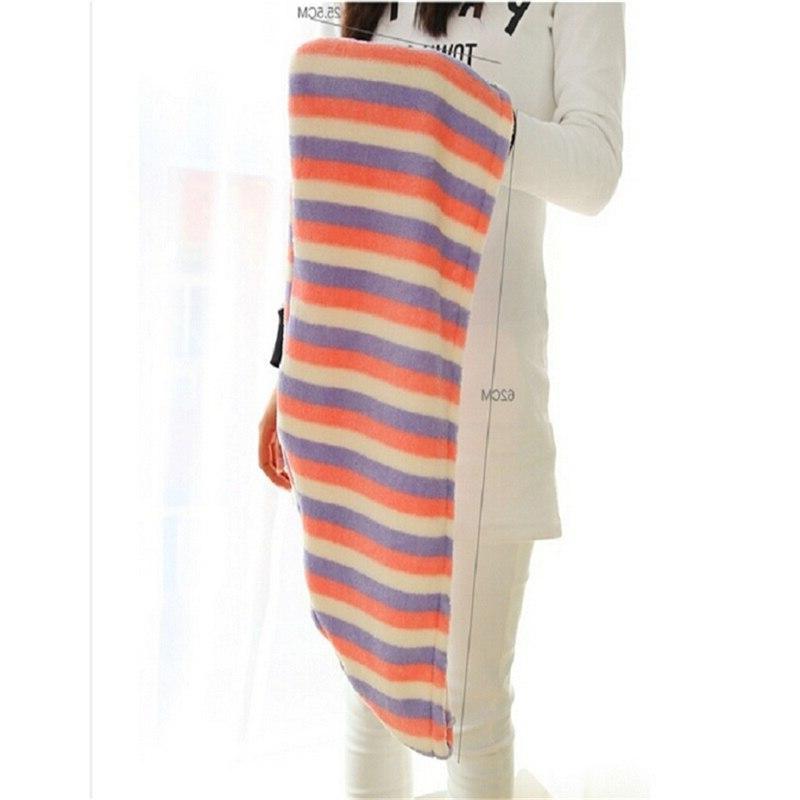 25x62 cm Lady's Dry Hair Dry <font><b>Towel</b></font> Lovely Drying Head Hat Cosmetics <font><b>Towels</b></font>