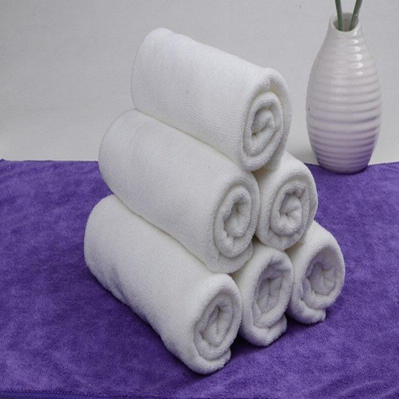 5Pcs/lot 30*60CM New Hand <font><b>Bath</b></font> Salon White P10