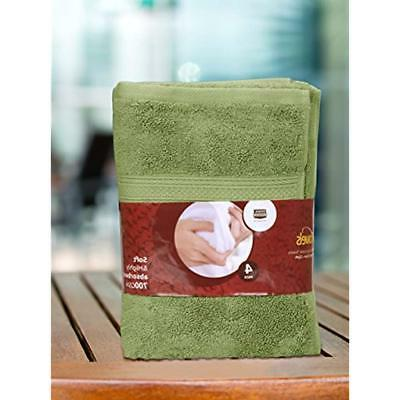 700 Hand Towels Pack Cotton For Hotel & Spa Maximum Softness