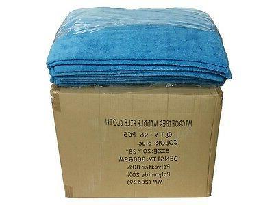 "96 Case Microfiber 300GSM Professional 20""x28"" Salon Towels"