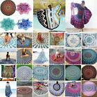Bohemia Mandala Indian Beach Tapestry Hippie Throw Yoga Mat